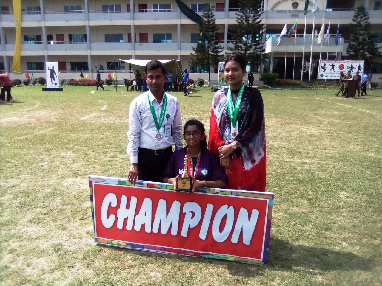 Inter Cantt Public School and College Sports Compt 2019